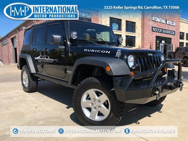 2008 Jeep Wrangler Unlimited Rubicon 1 OWNER