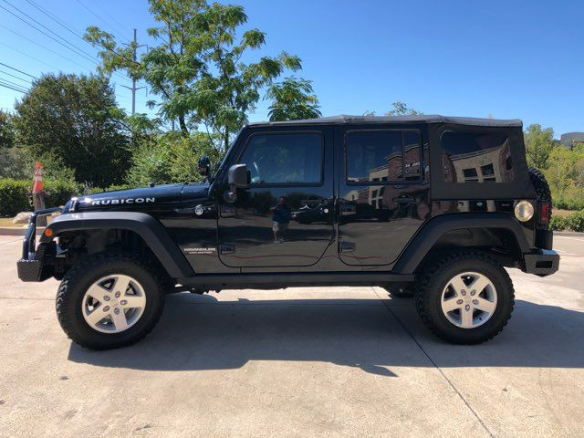 2008 Jeep Wrangler Unlimited Rubicon 1 OWNER in Carrollton, TX 75006