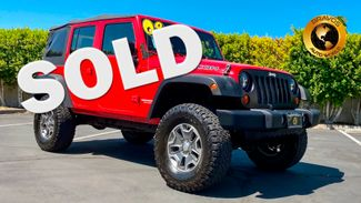 2008 Jeep Wrangler in cathedral city, California