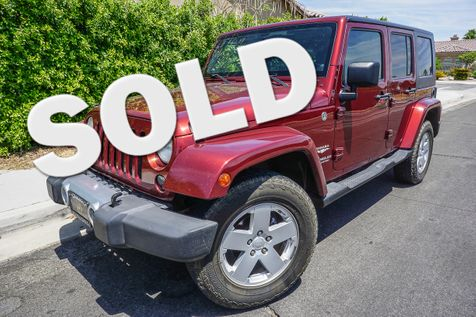 2008 Jeep Wrangler Unlimited Sahara in Cathedral City