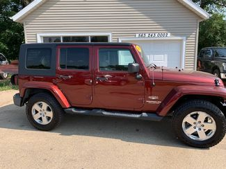 2008 Jeep Wrangler Unlimited Sahara in Clinton, IA 52732