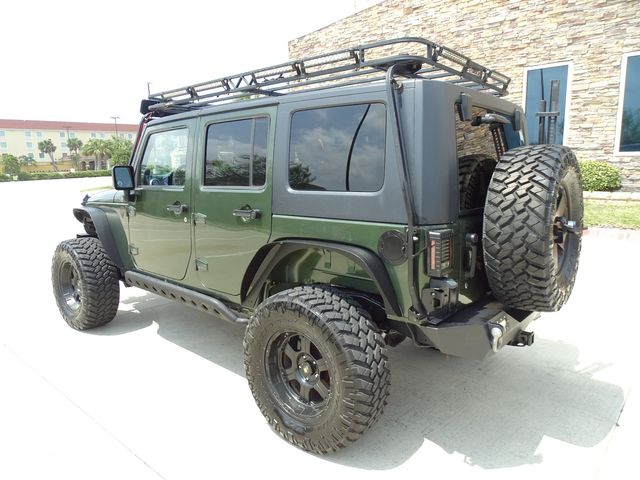 2008 Jeep Wrangler Unlimited Sahara in Corpus Christi, TX 78412