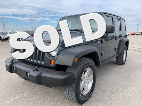 2008 Jeep Wrangler Unlimited Rubicon in Dallas