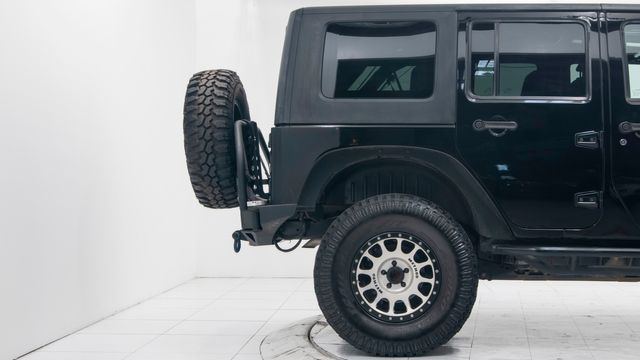 2008 Jeep Wrangler Unlimited Sahara Supercharged with Many Upgrades in Dallas, TX 75229