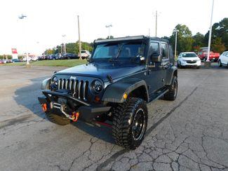 2008 Jeep Wrangler Unlimited X in Dalton, Georgia 30721