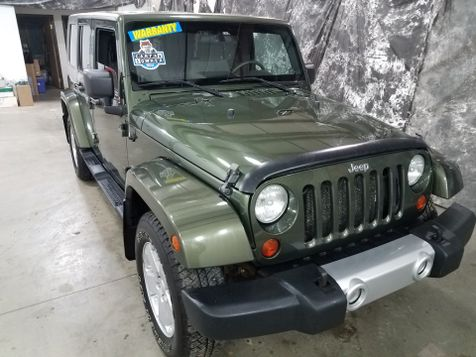 2008 Jeep Wrangler Unlimited Sahara in Dickinson, ND