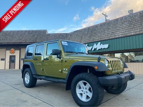 2008 Jeep Wrangler Unlimited X ONLY 84,000 Miles in Dickinson, ND