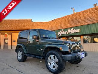 2008 Jeep Wrangler Sahara in Dickinson, ND 58601