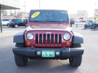 2008 Jeep Wrangler Unlimited Rubicon Englewood, CO 1