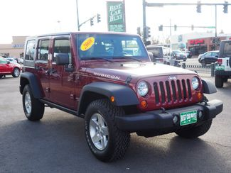 2008 Jeep Wrangler Unlimited Rubicon Englewood, CO 2