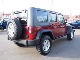 2008 Jeep Wrangler Unlimited Rubicon Englewood, CO 5
