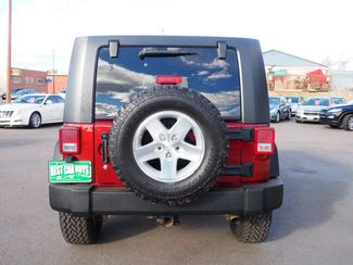 2008 Jeep Wrangler Unlimited Rubicon Englewood, CO 6