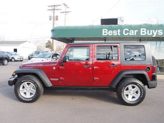 2008 Jeep Wrangler Unlimited Rubicon Englewood, CO 8