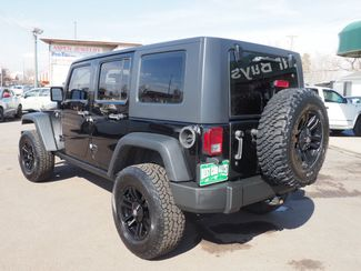 2008 Jeep Wrangler Unlimited Rubicon Englewood, CO 7