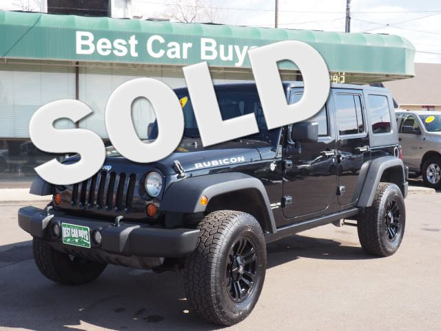 2008 Jeep Wrangler Unlimited Rubicon Englewood, CO