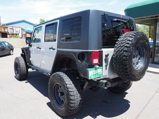 2008 Jeep Wrangler Unlimited Sahara Englewood, CO 7