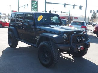 2008 Jeep Wrangler Unlimited Sahara Englewood, CO 2