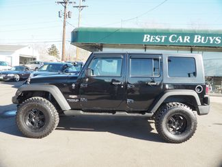 2008 Jeep Wrangler Unlimited Sahara Englewood, CO 8