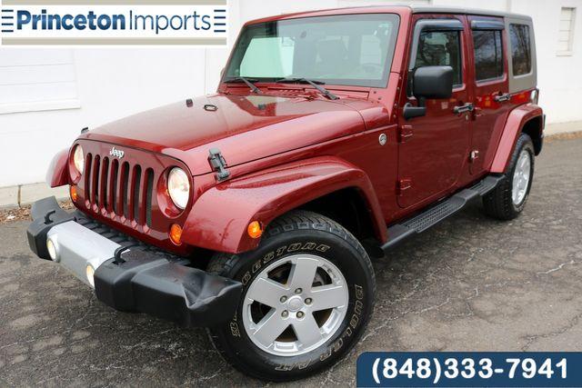 2008 Jeep Wrangler Unlimited Sahara in Ewing, NJ 08638