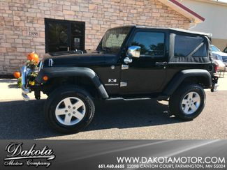 2008 Jeep Wrangler X Farmington, MN 0