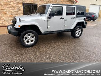 2008 Jeep Wrangler Unlimited Sahara Farmington, MN