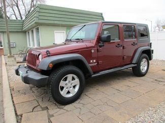 2008 Jeep Wrangler Unlimited X in Fort Collins, CO 80524