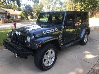 2008 Jeep Wrangler 4x4 Unlimited Sahara Excellent Condition | Ft. Worth, TX | Auto World Sales LLC in Fort Worth TX