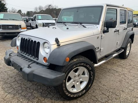 2008 Jeep Wrangler Unlimited X in Gainesville, GA
