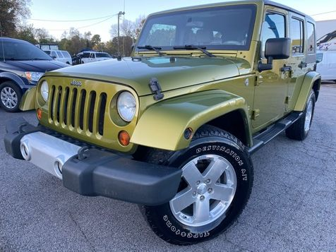 2008 Jeep Wrangler Unlimited Sahara in Gainesville, GA