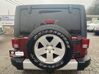 2008 Jeep Wrangler Unlimited Sahara  city GA  Global Motorsports  in Gainesville, GA