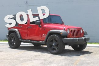 2008 Jeep Wrangler Unlimited X Hollywood, Florida