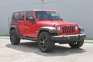 2008 Jeep Wrangler Unlimited X Hollywood, Florida 18