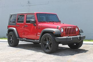 2008 Jeep Wrangler Unlimited X Hollywood, Florida 23