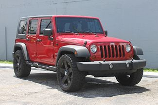 2008 Jeep Wrangler Unlimited X Hollywood, Florida 1