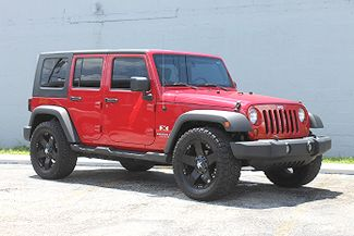 2008 Jeep Wrangler Unlimited X Hollywood, Florida 8