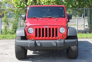 2008 Jeep Wrangler Unlimited X Hollywood, Florida 6