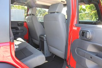 2008 Jeep Wrangler Unlimited X Hollywood, Florida 20