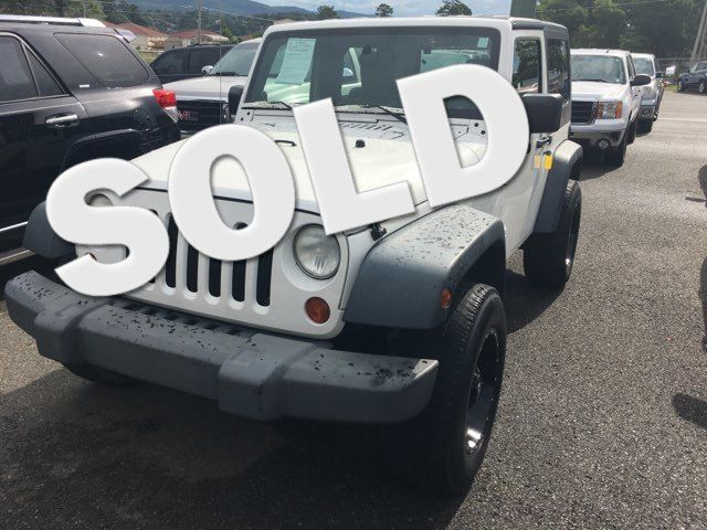2008 Jeep Wrangler X - John Gibson Auto Sales Hot Springs in Hot Springs Arkansas