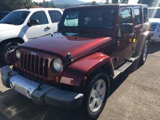 2008 Jeep Wrangler Unlimited Sahara - John Gibson Auto Sales Hot Springs in Hot Springs Arkansas