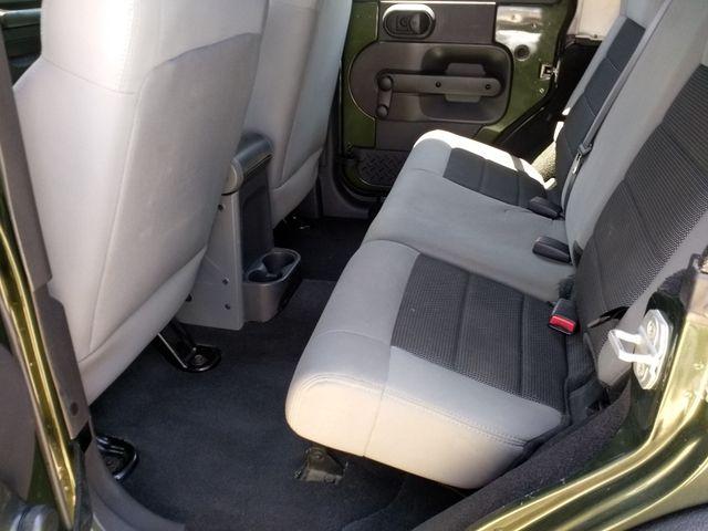 2008 Jeep Wrangler Unlimited X Houston, Mississippi 10