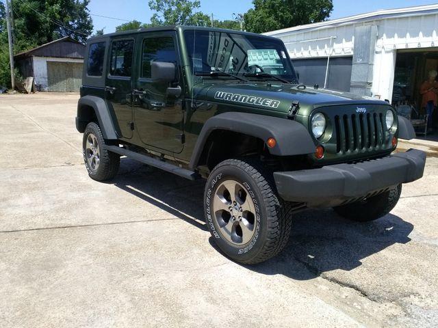 2008 Jeep Wrangler Unlimited X Houston, Mississippi