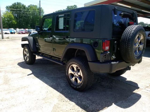 2008 Jeep Wrangler Unlimited X Houston, Mississippi 5