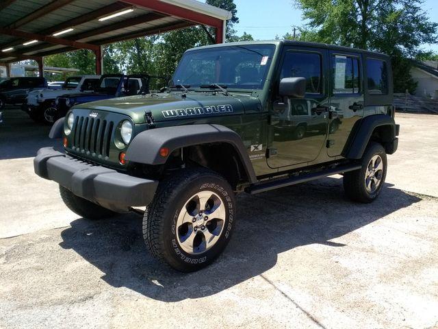 2008 Jeep Wrangler Unlimited X Houston, Mississippi 1