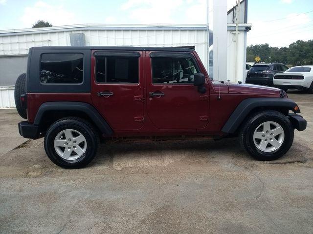 2008 Jeep Wrangler Unlimited X Houston, Mississippi 3