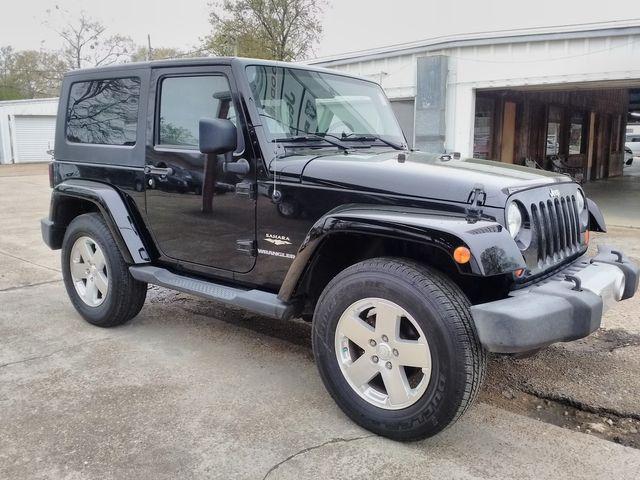 2008 Jeep Wrangler Sahara Houston, Mississippi 1