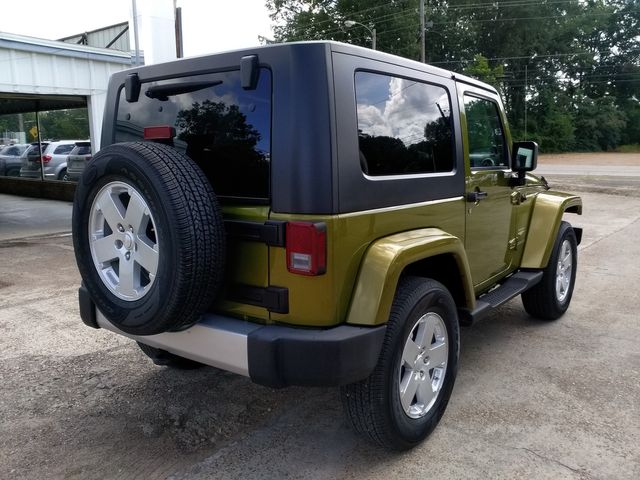 2008 Jeep Wrangler Sahara Houston, Mississippi 5
