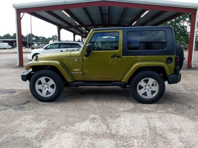 2008 Jeep Wrangler Sahara Houston, Mississippi 2