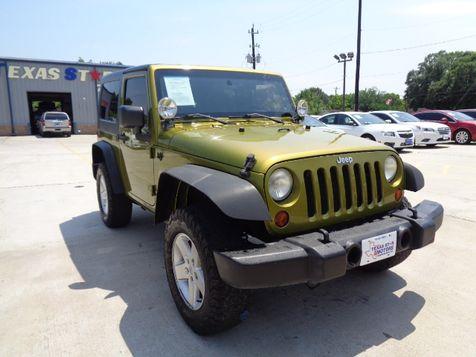 2008 Jeep Wrangler X in Houston