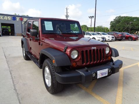 2008 Jeep Wrangler Unlimited X in Houston