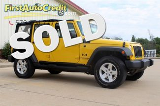2008 Jeep Wrangler Unlimited X in Jackson MO, 63755